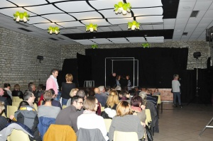 Soirée Théâtre - Novembre 2016